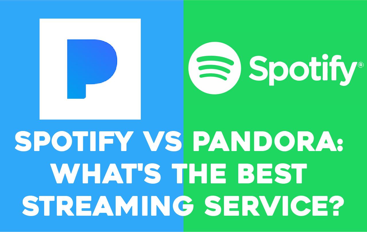 spotify premium vs pandora premium