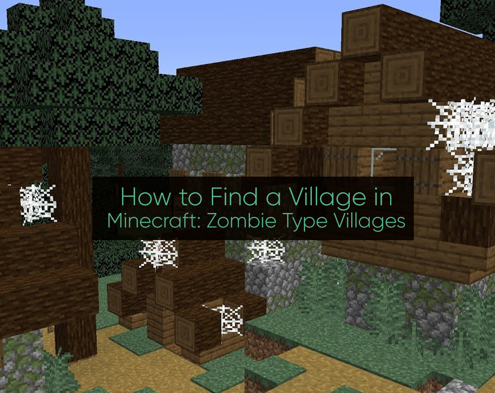 How To Find A Village In Minecraft Pe
