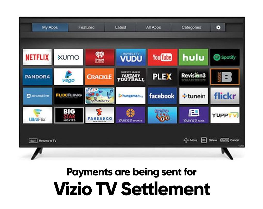 vizio smart tv settlement