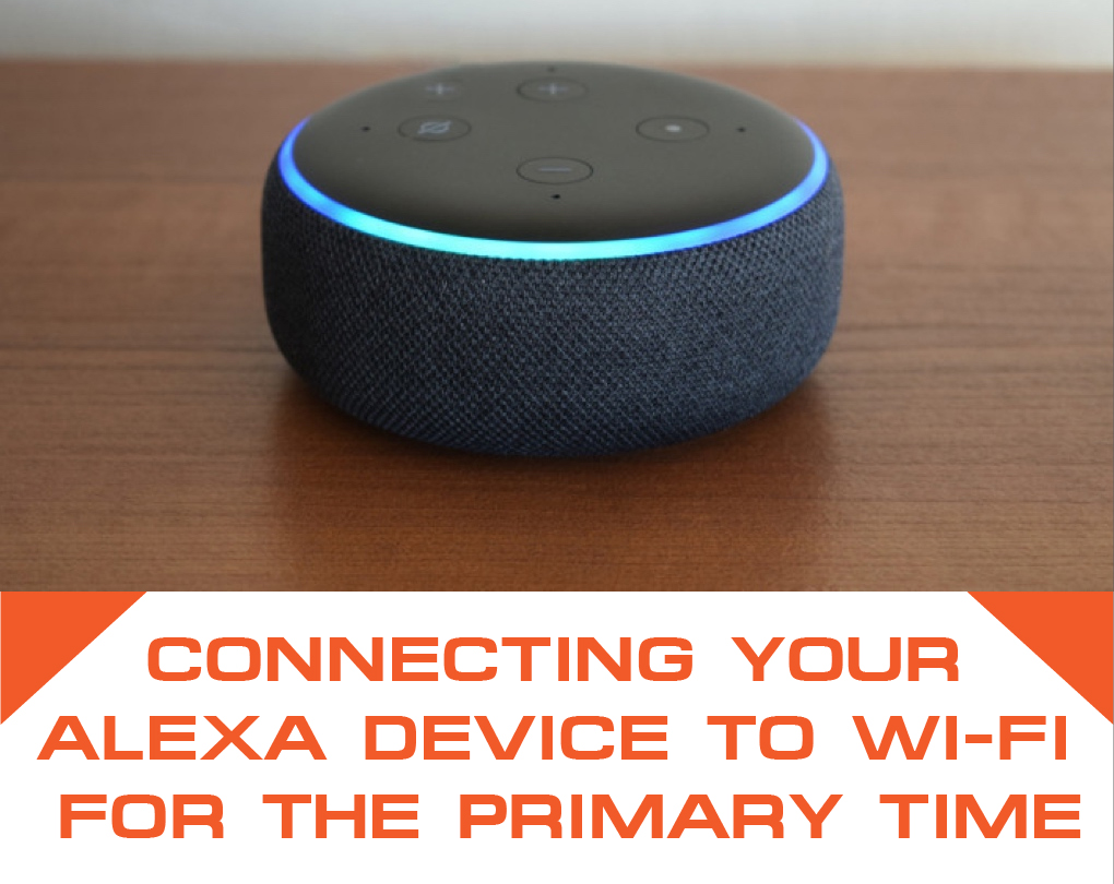 How To Connect Alexa To New Wifi