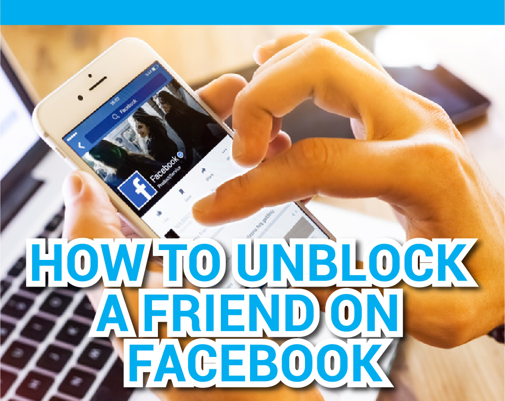 How To Unblock Someone On Facebook Android