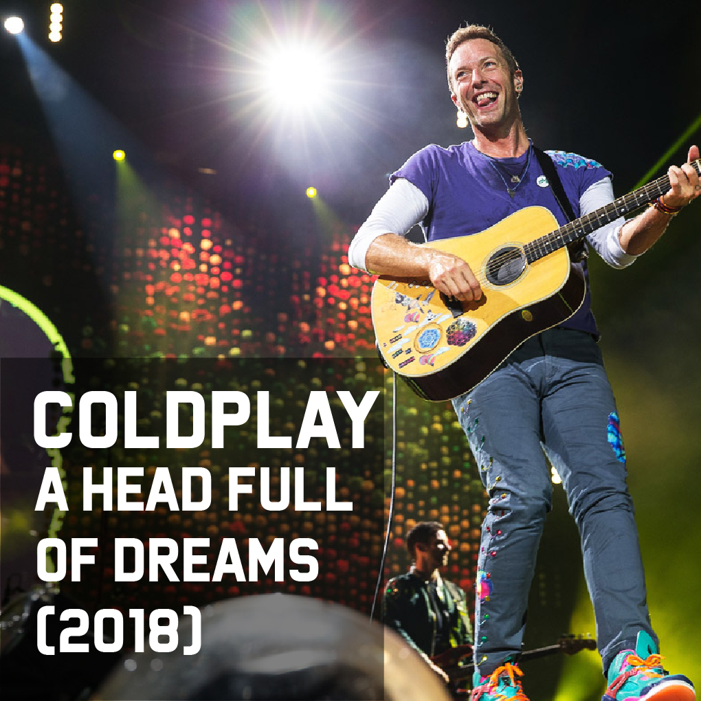 Coldplay A Head Full of Dreams (2018)