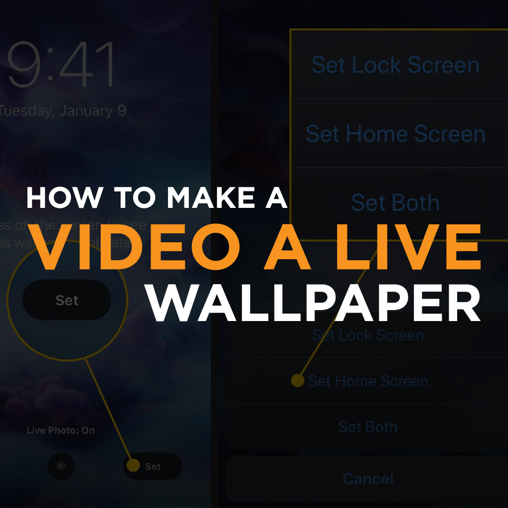 How To Make A Video A Live Wallpaper