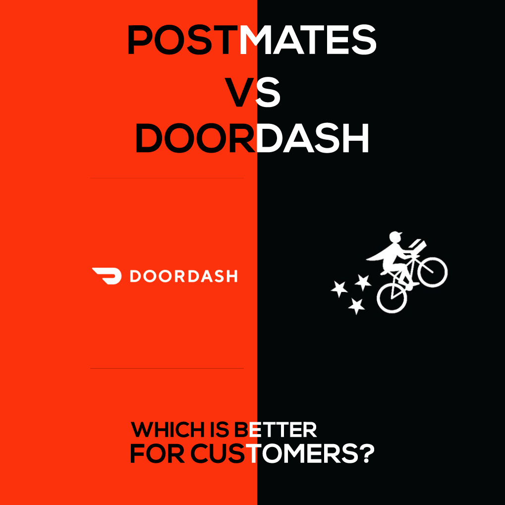 Doordash Vs Postmates Pay