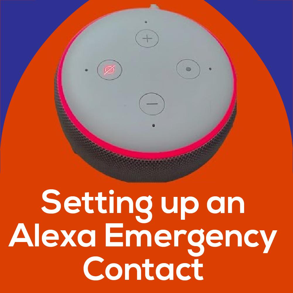 alexa emergency call