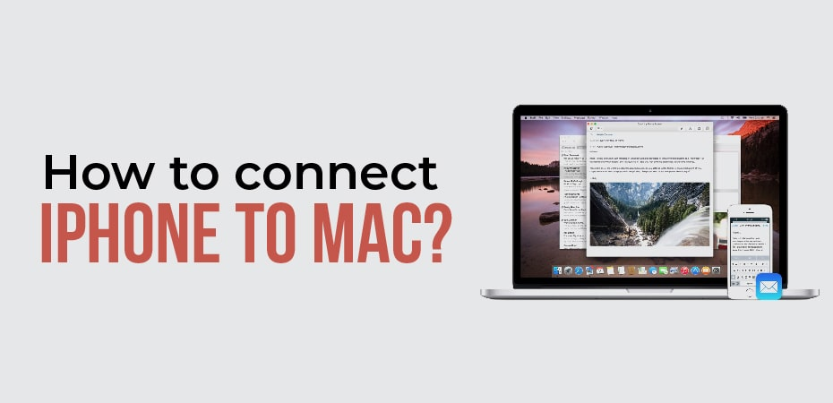 How To Connect Iphone Messages To Mac