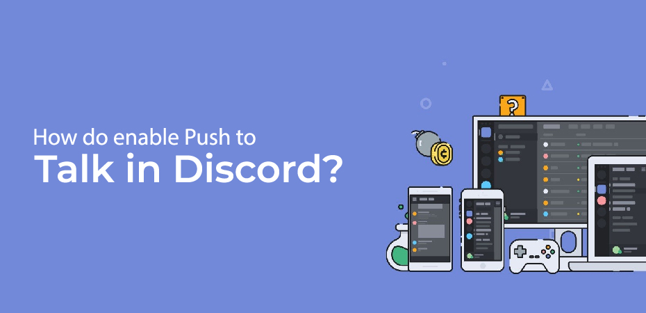 Discord Push To Talk Not Working In Game
