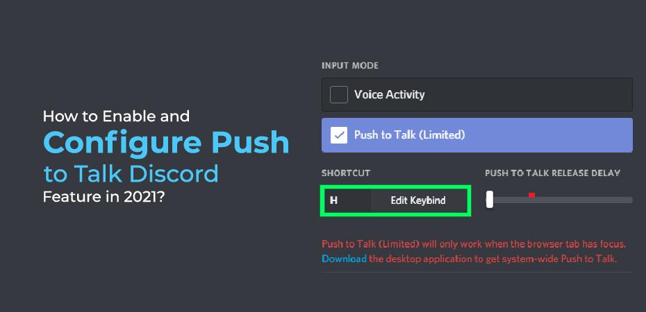 Discord Push To Talk Sound