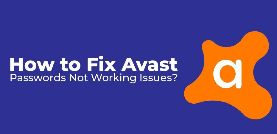 Avast Passwords Firefox Not Working