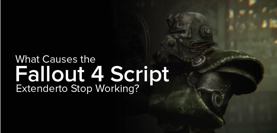 Fallout 4 Script Extender Install