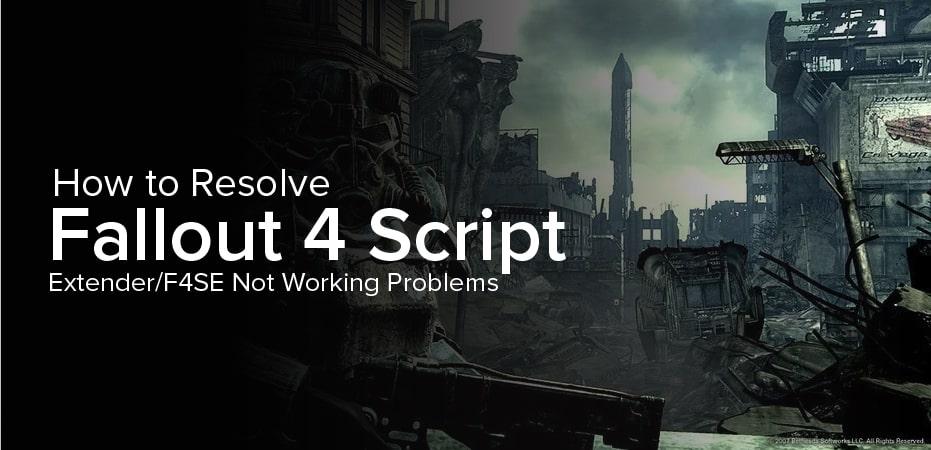 Fallout 4 Script Extender Steam