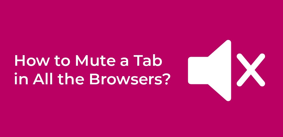 How To Mute A Tab