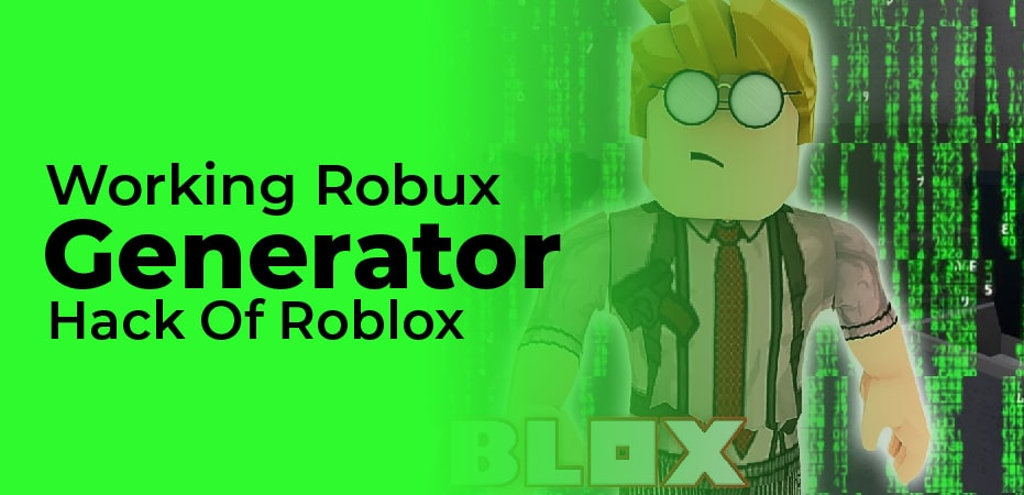 Free Robux Hack Generator